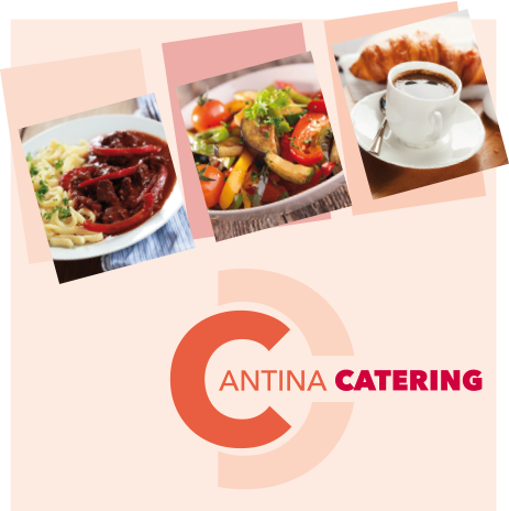 Speiseplan Cantina Catering: Angebote ab 28.05.2018